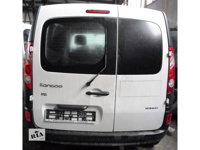Дверь задняя Двері задні на Кенго Кангу Renault Kangoo 2008-2014г.- объявление о продаже  в Ровно