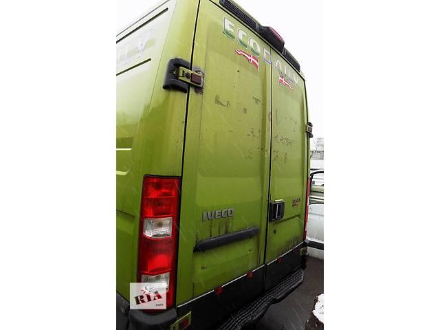 купить бу Дверь задняя  Iveco Daily Івеко Ивеко Дейлі Дейли 35518  3.0  IV 2006-2011. в Ровно