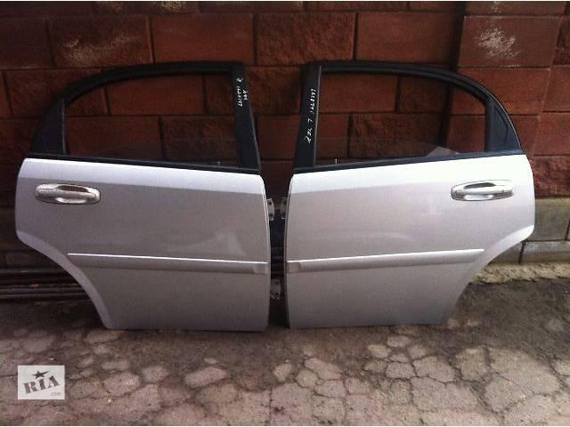купить бу Дверь задняя L,R  для Chevrolet Lacetti Hatchback 2005 - 2012 в Ровно