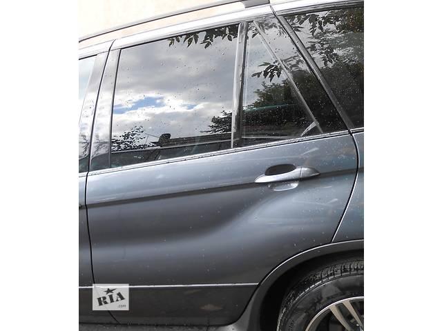продам Двері задня ліва і права BMW X5 БМВ Х5 1999 - 2006 бу в Ровно