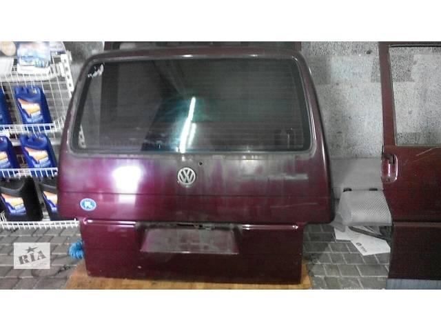 продам Дверь задняя (ляда) Volkswagen Caravella Фольсваген Т 4 (Транспортер, Каравелла) бу в Ровно