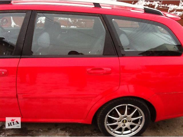 купить бу Дверь задняя на Chevrolet Lacetti Variant 2005 - 2012 в Ровно