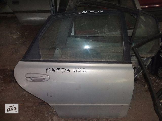 дверь задняя правая для Mazda 626, 1996- объявление о продаже  в Львове