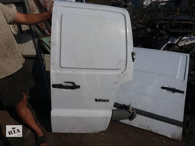 Дверь задняя правая для Mercedes Vito- объявление о продаже  в Ковеле