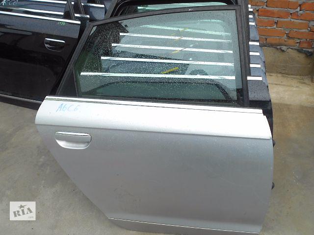 продам дверь задняя правая для седана Audi A6, 2006 бу в Львове