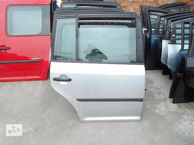 дверь задняя правая для Volkswagen Touran 2005- объявление о продаже  в Львове