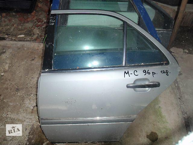купить бу дверь задняя правая/левая для седана Mercedes C-Class, w202, 1996 в Львове