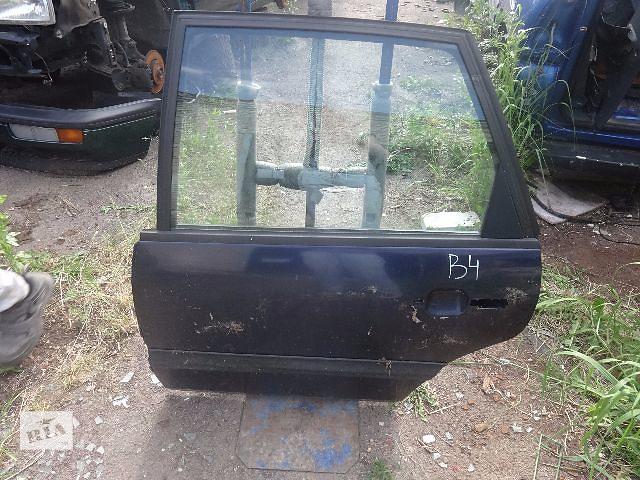 купить бу дверь задняя правая/левая для седана Volkswagen Passat B4 1994 в Львове