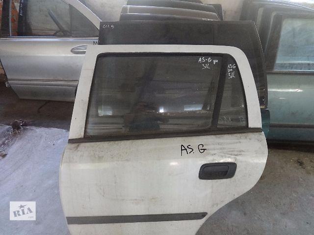продам дверь задняя правая/левая для Opel Astra G 2001 бу в Львове