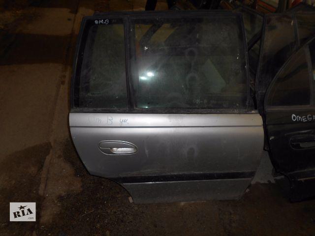 бу дверь задняя правая/левая для универсала Opel Omega B 1997 в Львове