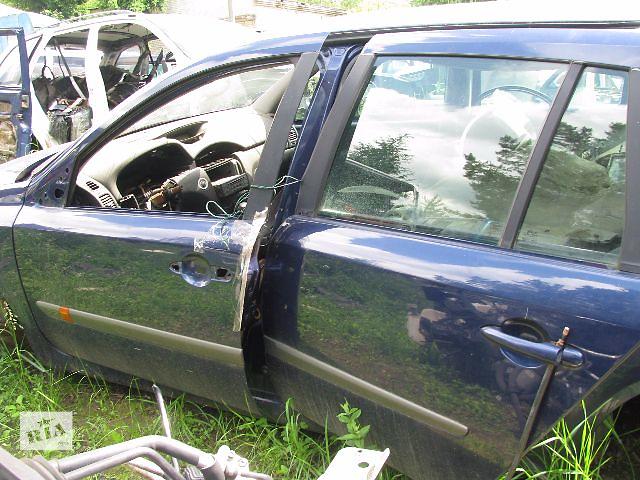 бу дверь задняя правая/левая для универсала Renault Laguna, 2002 в Львове