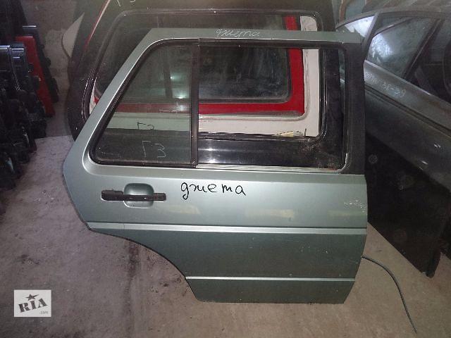 дверь задняя правая/левая для Volkswagen Jetta 1989- объявление о продаже  в Львове