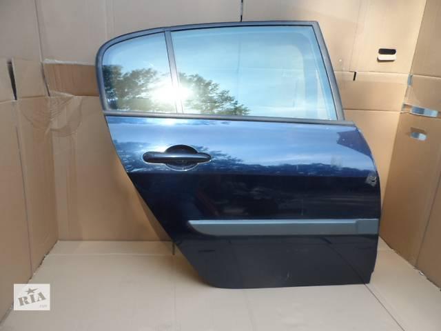 продам Дверь задняя правая Рено Меган Renault Megane 2002-2008 II бу в Ровно