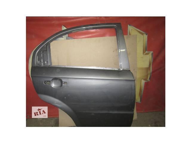 Дверь задняя правая седан Chevrolet Aveo т250Б/у дверь задняя для седана - объявление о продаже  в Ивано-Франковске