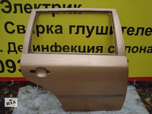 продам Дверь задняя правая и левая Skoda Осtavia Tour АRX 4X4 1,8т бу в Киеве