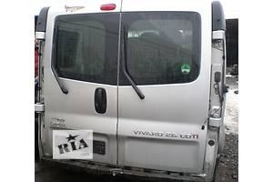 б/у Дверь задняя Opel Vivaro груз.
