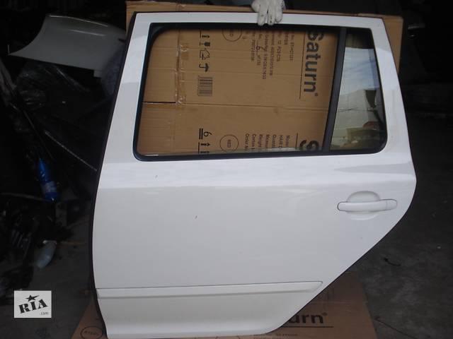 продам  Дверь задняя Skoda Octavia A5 бу в Львове