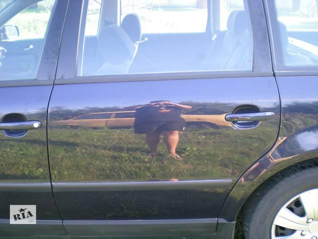 продам Дверь задняя Volkswagen Passat B5, B5+ бу в Луцке