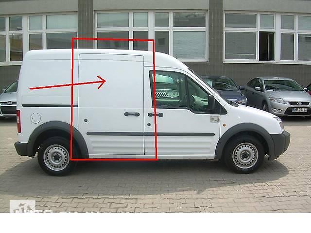 продам Дверь передняя для Ford Tourneo Connect груз. бу в Хмельницком