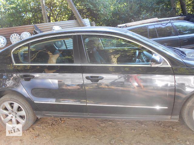 купить бу Дверь передняя для Volkswagen Passat B6 2007 в Львове