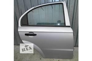 б/в двері задні Chevrolet Aveo