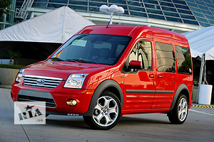 Двери задние Ford Tourneo Connect груз.