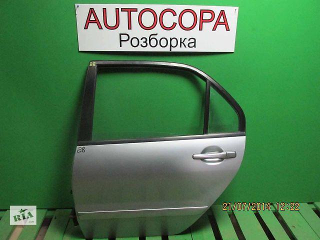 продам Дверь задняя для легкового авто Mitsubishi Lancer бу в Львове