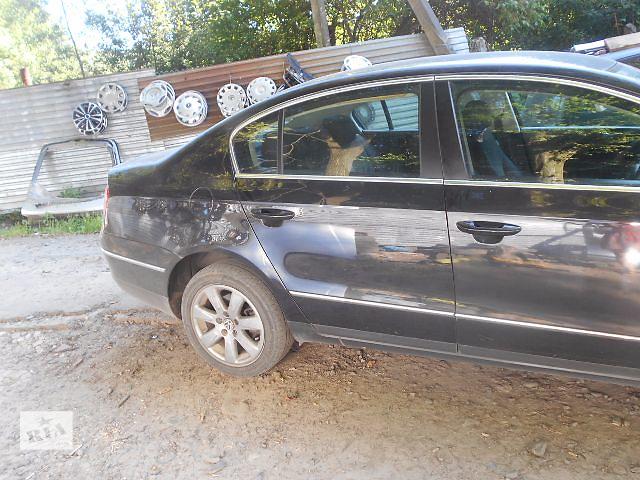 бу Дверь задняя для седана Volkswagen Passat B6 2007 в Львове