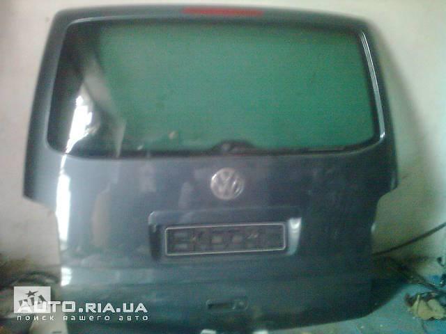 продам Дверь задняя для Volkswagen T5 (Transporter) пасс. бу в Киеве