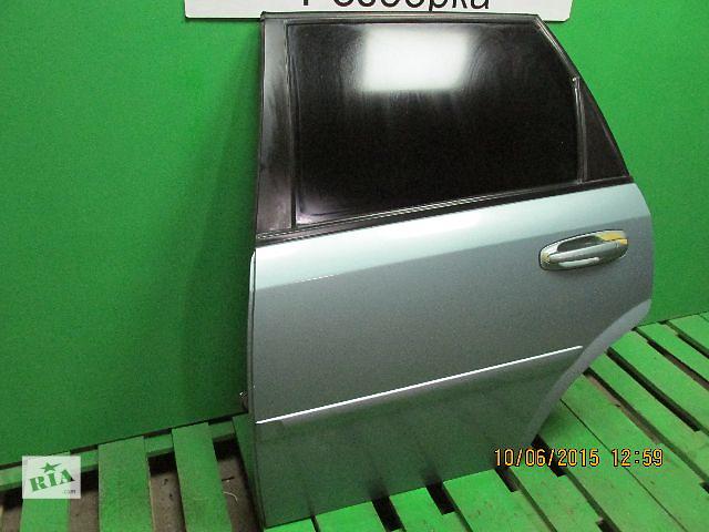 бу Дверь задняя левая для легкового авто Chevrolet Lacetti в Львове