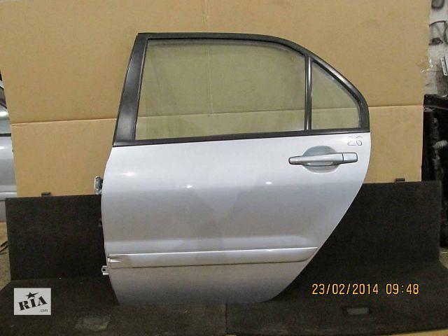 бу Дверь задняя левая для легкового авто Mitsubishi Lancer в Львове