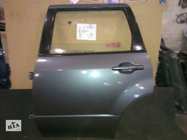 бу Дверь задняя левая для легкового авто Mitsubishi Outlander в Львове
