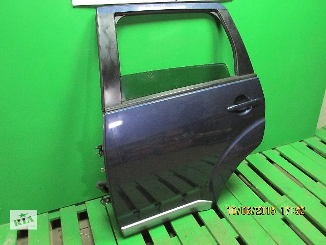 бу Дверь задняя левая для легкового авто Mitsubishi Outlander XL в Львове