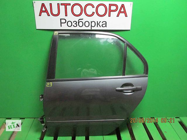 Дверь задняя левая на  Mitsubishi Lancer- объявление о продаже  в Львове