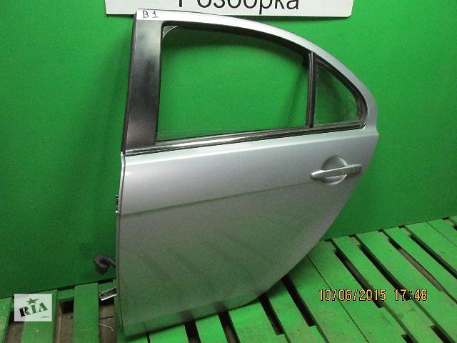 купить бу Дверь задняя ліва для легкового авто Mitsubishi Lancer X в Львове