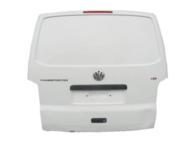 бу Дверь задняя ляда, кляпа распашонка Т5 Volkswаgen T5 со   в Владимир-Волынском
