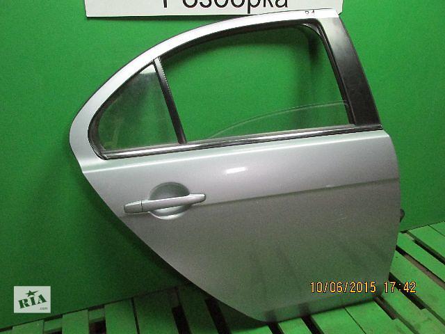 продам Дверь задняя для легкового авто Mitsubishi Lancer X бу в Львове