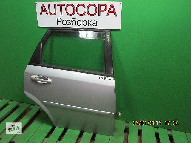 купить бу Дверь задняя правая для легкового авто Chevrolet Lacetti в Львове
