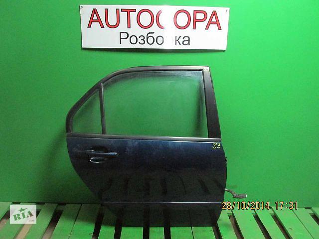 купить бу Дверь задняя правая для легкового авто Mitsubishi Lancer в Львове
