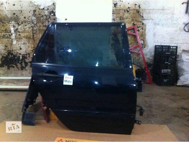 купить бу Дверь задняя правая для универсала Mitsubishi Lancer в Львове