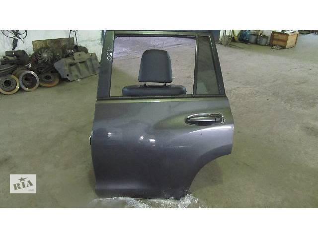 продам Дверь задняя  Toyota Land Cruiser Prado 150 бу в Киеве