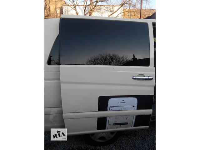 купить бу  Двері бічна зсувні, Двері бокові зсувні Мерседес Віто Віто (Віано Віано) Mercedes Vito (Viano) 639 в Ровно