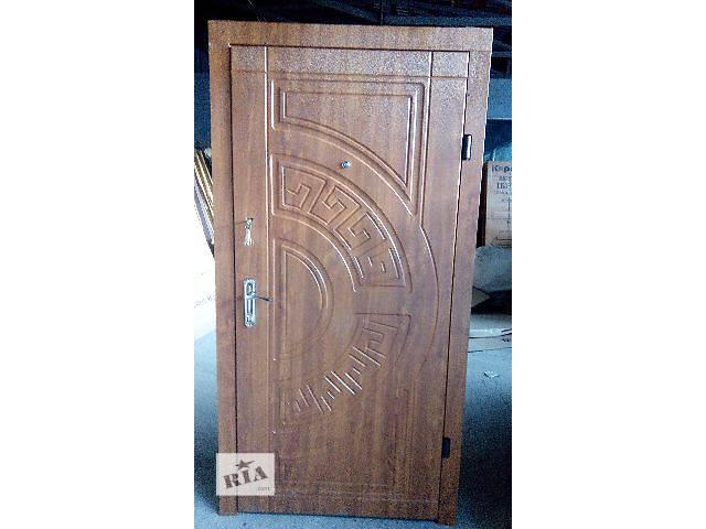бу двери бронированные в Львове