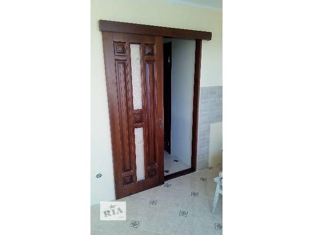 Двери из массива сосна и ольха- объявление о продаже  в Львове