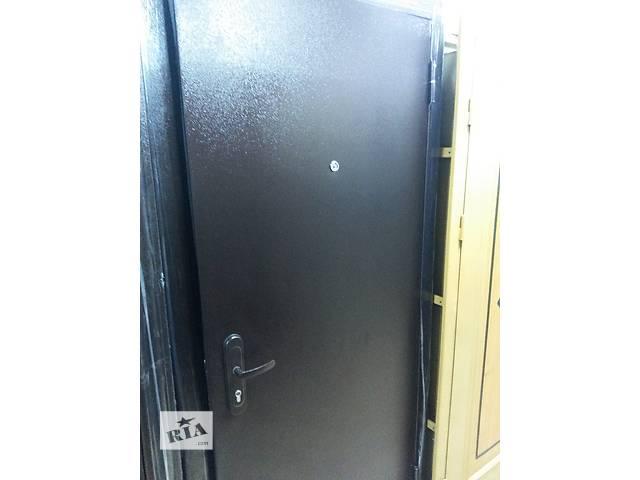 Двери металлические Эконом МОЛ/МОЛ мод. ПС-50 2040*880 с ручкой Праве- объявление о продаже  в Сумах