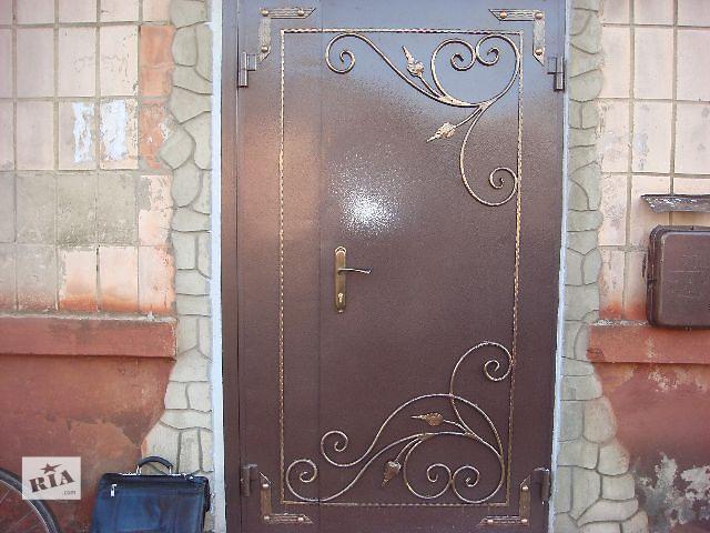 купить бу Двери металлические в подъезд, подвал, гараж т.п. в Луцке