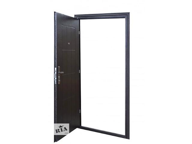 купить бу Двери металлические входные в Львове