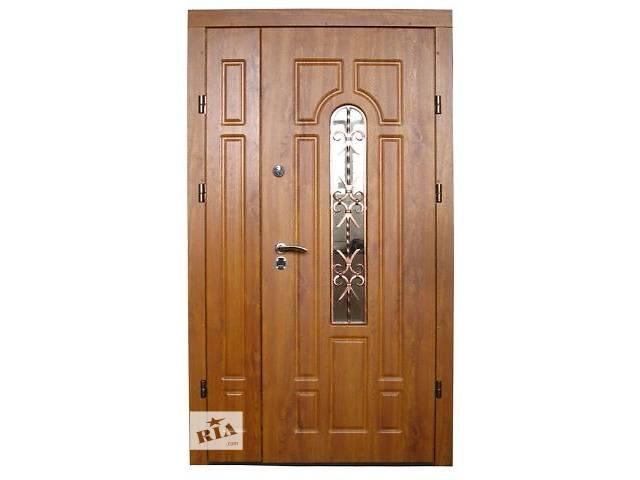Двери металлические входные- объявление о продаже  в Львове