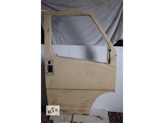 бу двери передние для микроавтобуса Fiat Ducato з1988 по 1994рв не гнилые не ржавые в Черновцах