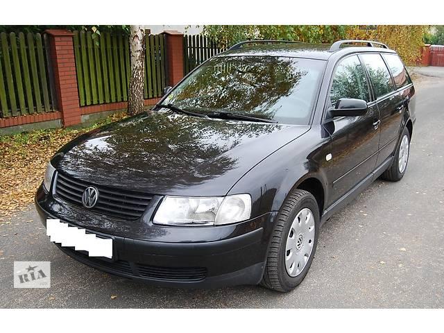 бу Двері передні для Volkswagen Passat B5 1999р. в Львове